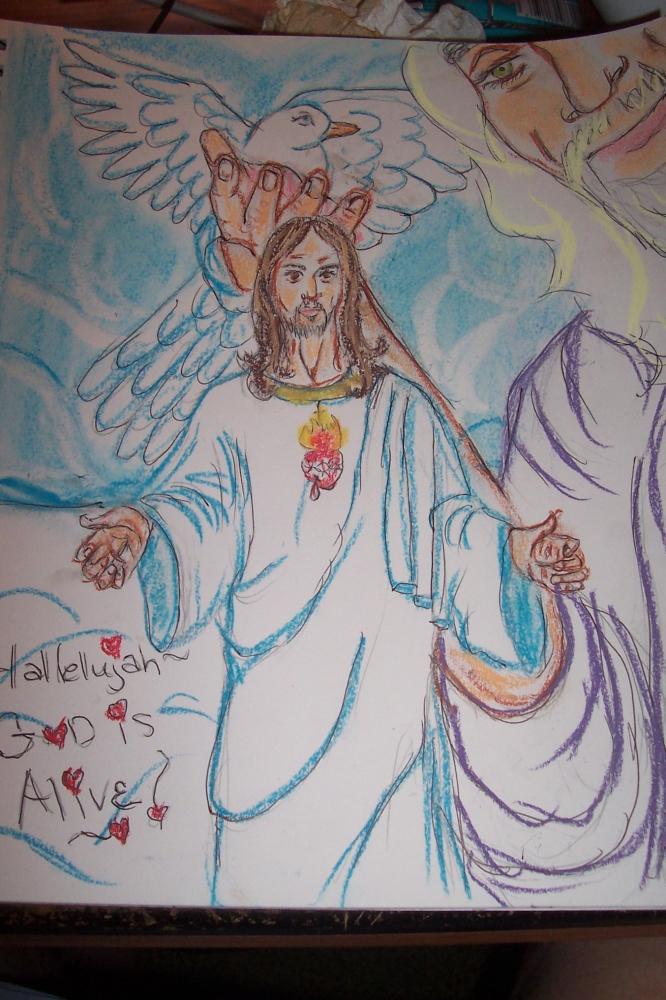 Jesus Christ por cindykron